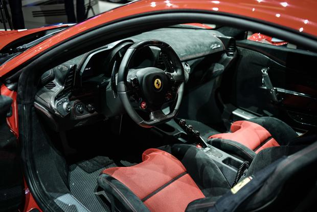 2015 Ferrari 458 Speciale: Frankfurt Auto Show featured image large thumb8