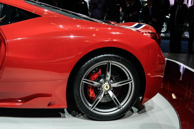 2015 Ferrari 458 Speciale: Frankfurt Auto Show featured image large thumb9