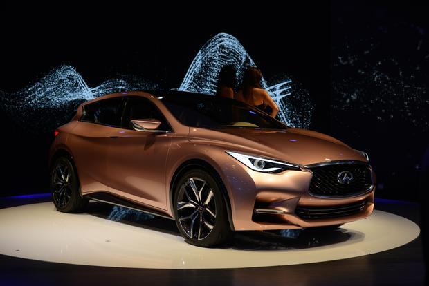 Infiniti Q30: Frankfurt Auto Show featured image large thumb1