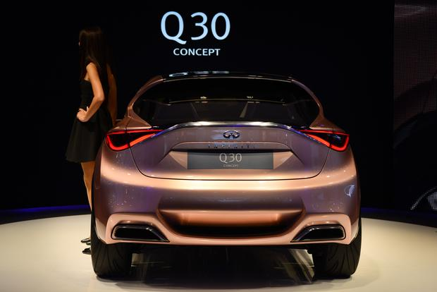 Infiniti Q30: Frankfurt Auto Show featured image large thumb2