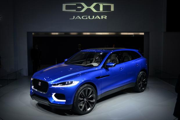 Jaguar C-X17 Concept: Frankfurt Auto Show featured image large thumb0