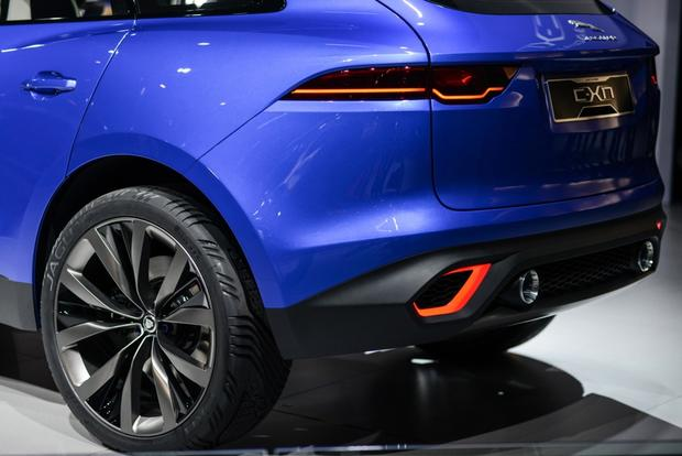 Jaguar C-X17 Concept: Frankfurt Auto Show featured image large thumb2