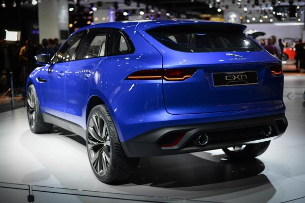 Jaguar C-X17 Concept: Frankfurt Auto Show featured image large thumb6