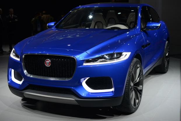 Jaguar C-X17 Concept: Frankfurt Auto Show featured image large thumb7