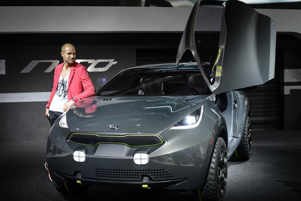 Kia Niro: Frankfurt Auto Show featured image large thumb2