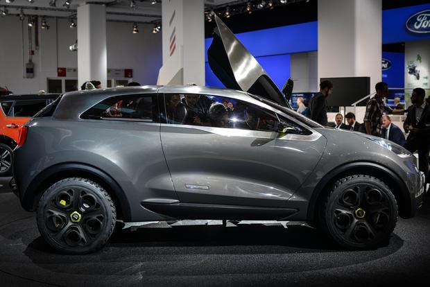 Kia Niro: Frankfurt Auto Show featured image large thumb3