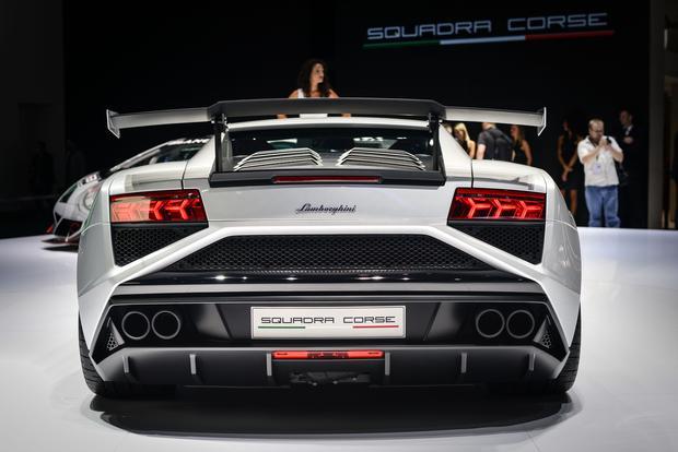 Lamborghini Gallardo LP 570-4 Squadra Corse: Frankfurt Auto Show featured image large thumb2