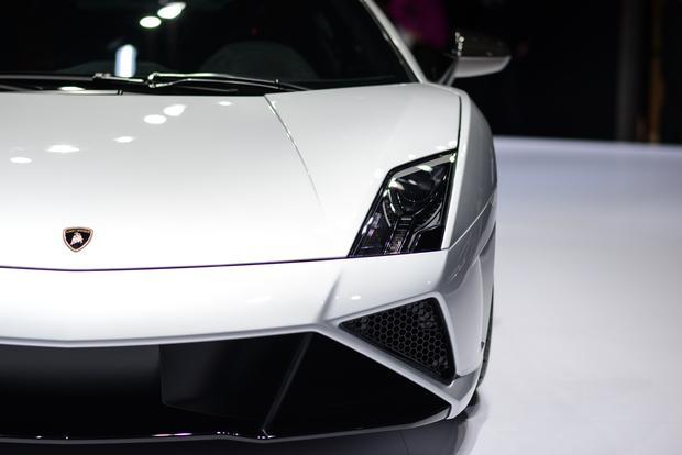 Lamborghini Gallardo LP 570-4 Squadra Corse: Frankfurt Auto Show featured image large thumb6