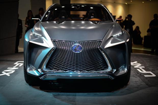 Lexus LF-NX: Frankfurt Auto Show featured image large thumb1