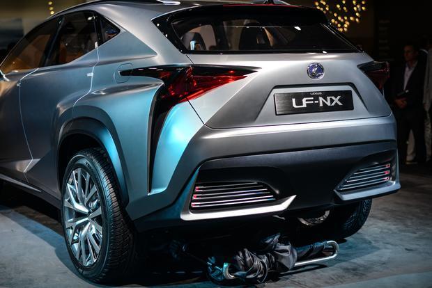 Lexus LF-NX: Frankfurt Auto Show featured image large thumb4
