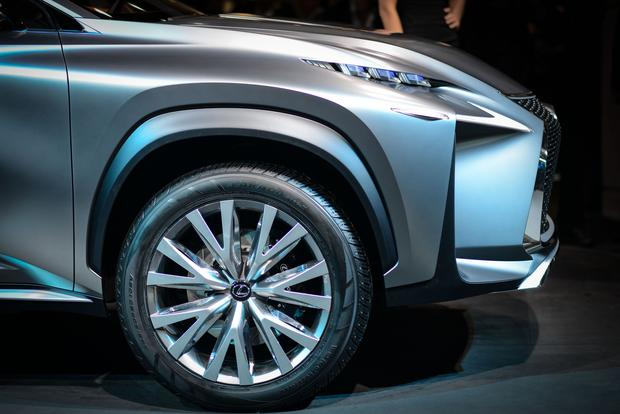 Lexus LF-NX: Frankfurt Auto Show featured image large thumb5
