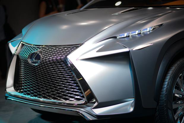 Lexus LF-NX: Frankfurt Auto Show featured image large thumb3