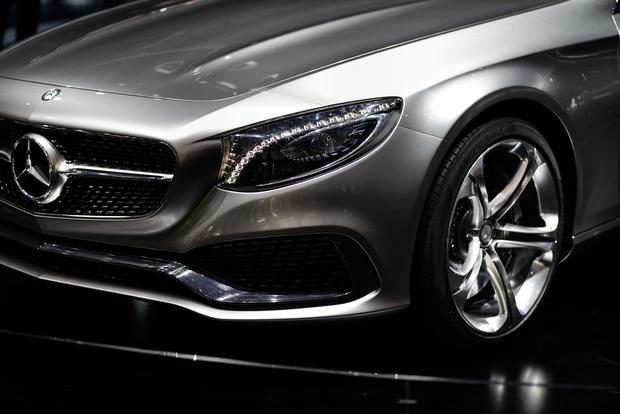 Mercedes-Benz Concept S-Class Coupe: Frankfurt Auto Show featured image large thumb3