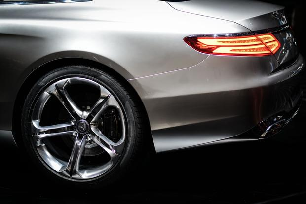 Mercedes-Benz Concept S-Class Coupe: Frankfurt Auto Show featured image large thumb4