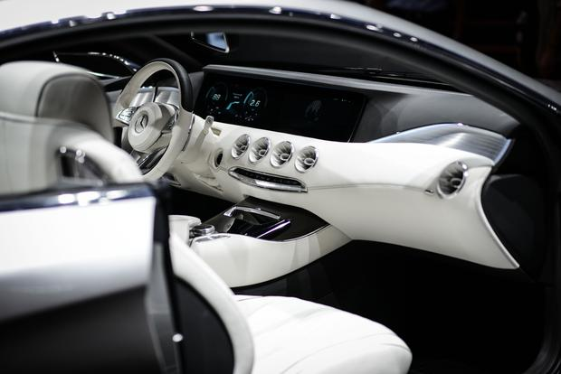 Mercedes-Benz Concept S-Class Coupe: Frankfurt Auto Show featured image large thumb9