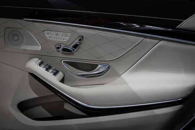 Mercedes-Benz Concept S-Class Coupe: Frankfurt Auto Show featured image large thumb5