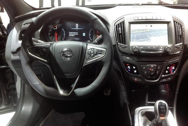 Opel Insignia: Frankfurt Auto Show featured image large thumb2