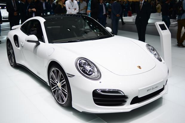 2014 Porsche 911 Turbo and Turbo S: Frankfurt Auto Show featured image large thumb0