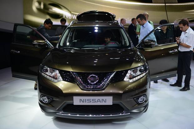 2014 Nissan Rogue: Frankfurt Auto Show featured image large thumb1