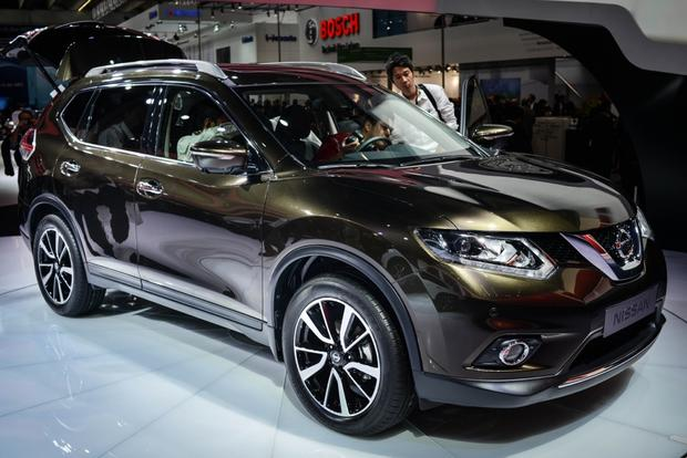 2014 Nissan Rogue: Frankfurt Auto Show featured image large thumb3