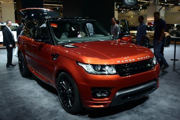 2014 Range Rover Hybrid and Range Rover Sport Hybrid: Frankfurt Auto Show featured image large thumb5