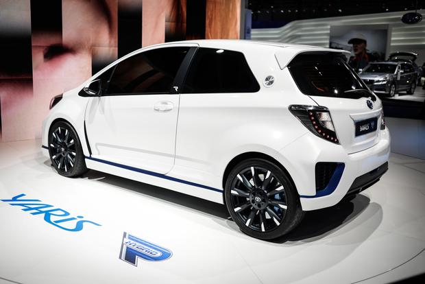 Toyota Yaris Hybrid-R Concept: Frankfurt Auto Show featured image large thumb0