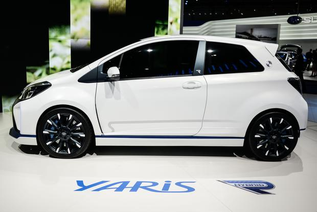 Toyota Yaris Hybrid-R Concept: Frankfurt Auto Show featured image large thumb1