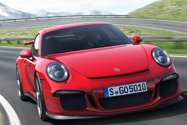 2014 Porsche 911 GT3: OEM Image Gallery featured image large thumb0