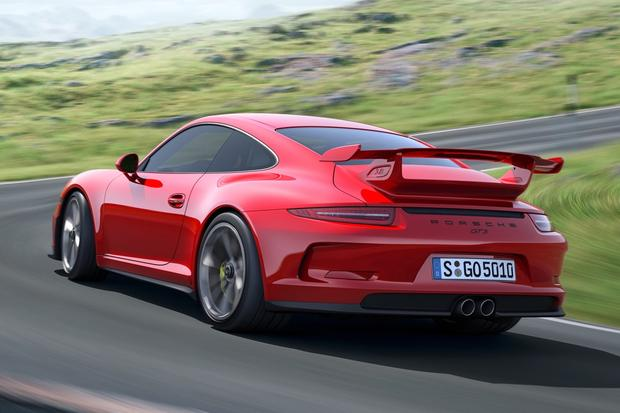 2014 Porsche 911 GT3: Geneva Auto Show featured image large thumb1