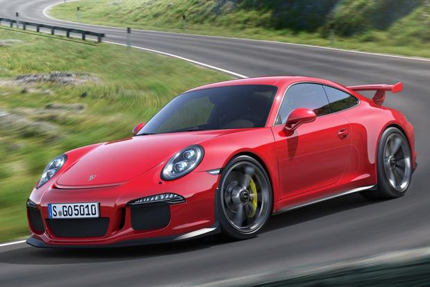 2014 Porsche 911 GT3: OEM Image Gallery featured image large thumb2