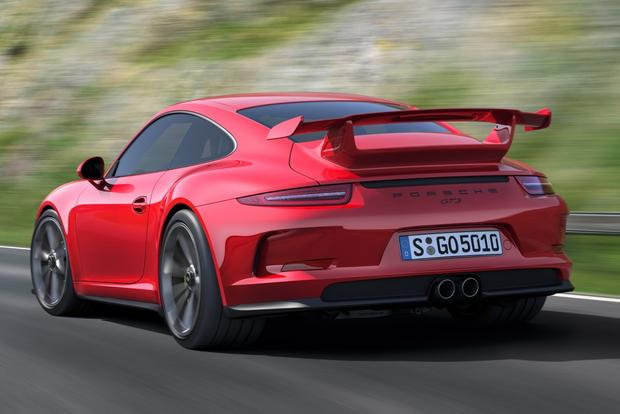 2014 Porsche 911 GT3: OEM Image Gallery featured image large thumb3