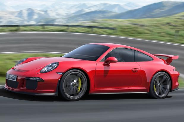 2014 Porsche 911 GT3: OEM Image Gallery featured image large thumb4
