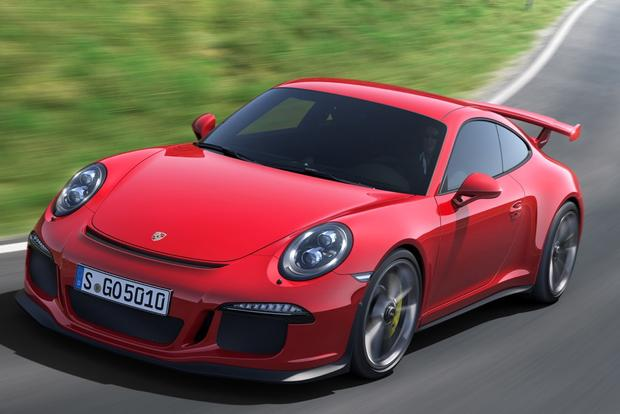 2014 Porsche 911 GT3: OEM Image Gallery featured image large thumb5