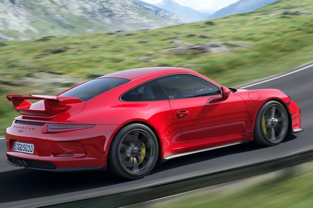 2014 Porsche 911 GT3: OEM Image Gallery featured image large thumb6