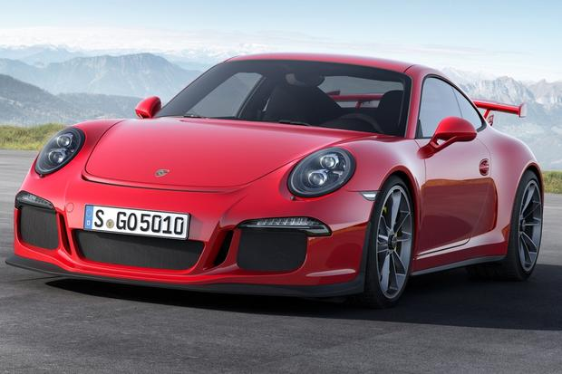 2014 Porsche 911 GT3: OEM Image Gallery featured image large thumb7