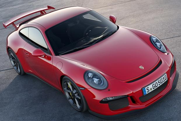 2014 Porsche 911 GT3: OEM Image Gallery featured image large thumb8