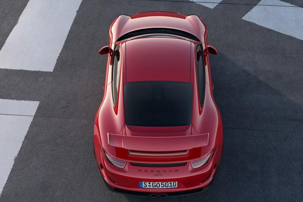 2014 Porsche 911 GT3: OEM Image Gallery featured image large thumb9