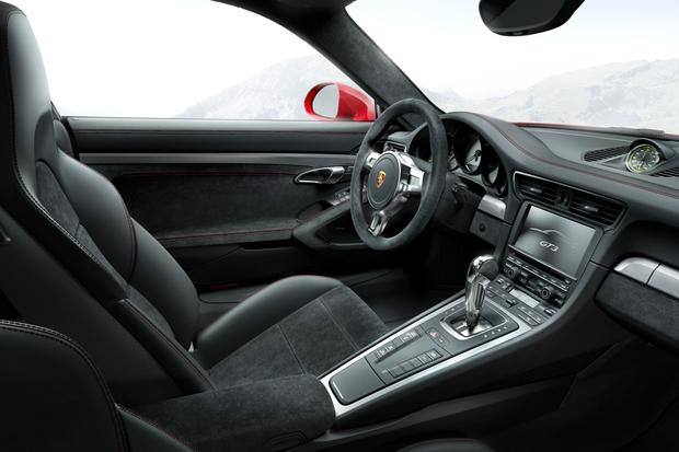 2014 Porsche 911 GT3: OEM Image Gallery featured image large thumb10