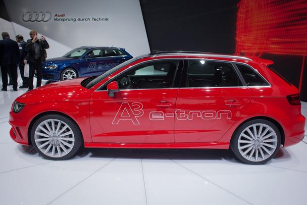 2013 Geneva Auto Show: Audi A3 e-tron is Audi's first Plug-In Hybrid featured image large thumb2