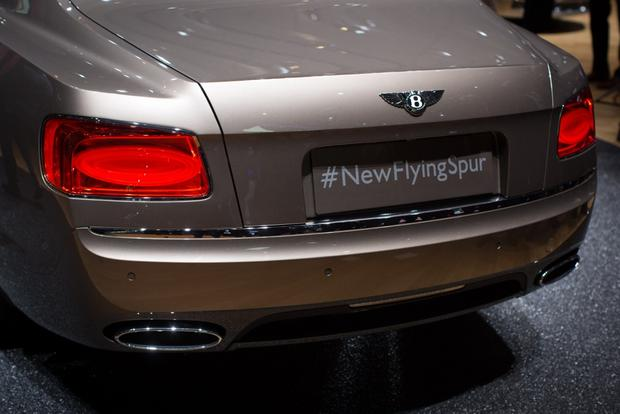 2014 Bentley Continental Flying Spur: Geneva Auto Show featured image large thumb4