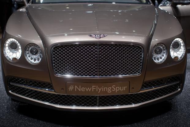 2014 Bentley Continental Flying Spur: Geneva Auto Show featured image large thumb5