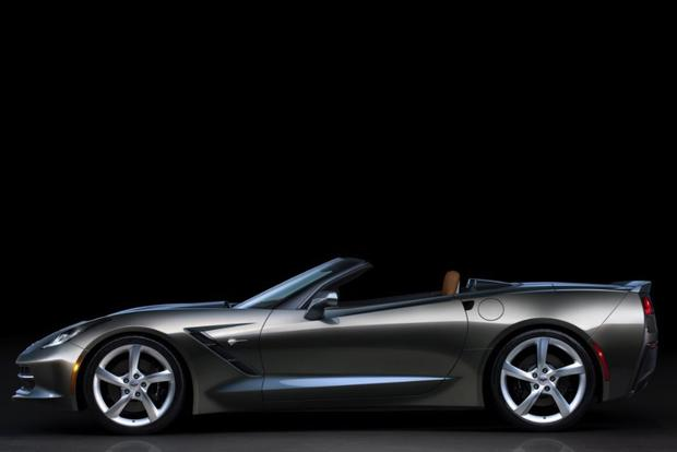 2014 Chevrolet Corvette Convertible: Geneva Auto Show featured image large thumb0
