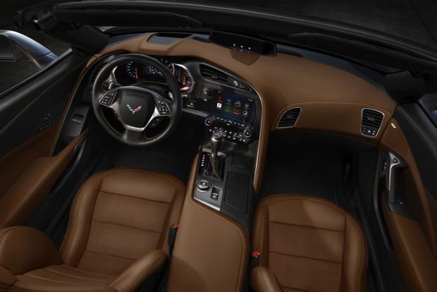 2014 Chevrolet Corvette Convertible: Geneva Auto Show featured image large thumb2