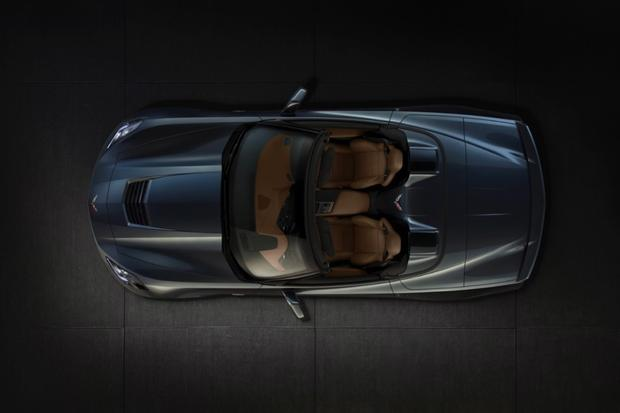 2014 Chevrolet Corvette Convertible: Geneva Auto Show featured image large thumb1