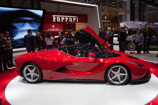 LaFerrari: 2013 Geneva Auto Show featured image large thumb1