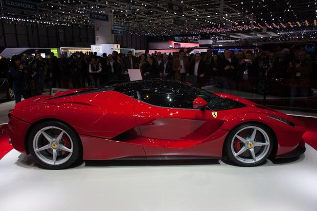 LaFerrari: 2013 Geneva Auto Show featured image large thumb12