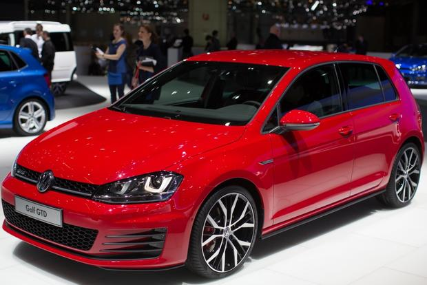 2013 Geneva Auto Show: VW GTD featured image large thumb0