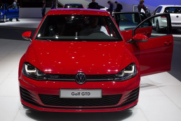 2013 Geneva Auto Show: VW GTD featured image large thumb2
