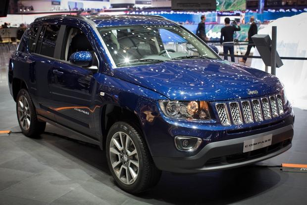 Jeep at the 2013 Geneva Auto Show