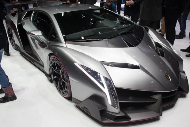 Lamborghini Veneno: 2013 Geneva Auto Show featured image large thumb0